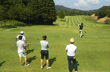 ゴルフコンペ「九商マスターズ」開催!