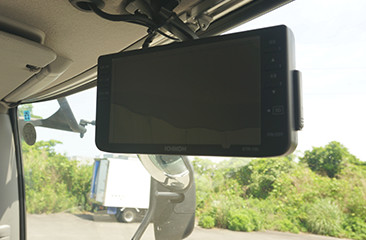 車両安全設備の導入